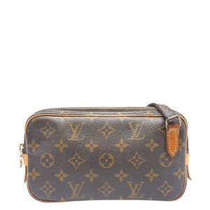 Louis Vuitton Marly Bandouliere Bag (143678)